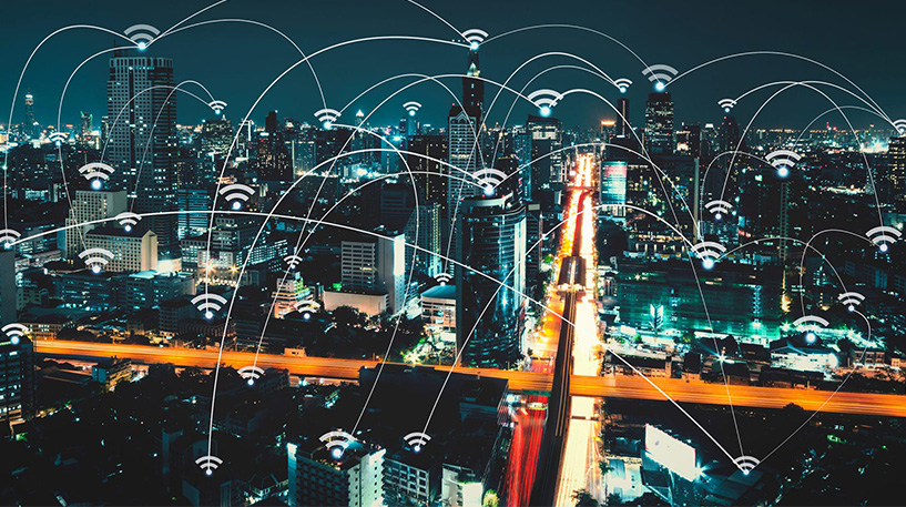 Government and Data Driven Smart Cities
